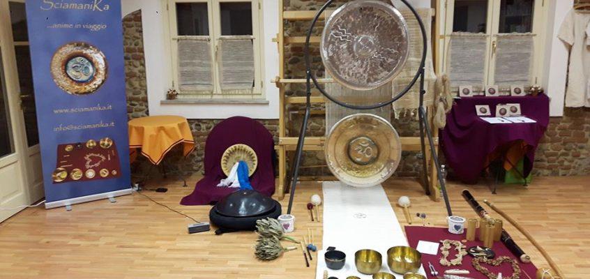 Due giorni di Frequenze Benefiche  con le Campane Tibetane e il Canto Armonico